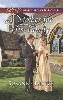 A Mother For His Family Book
