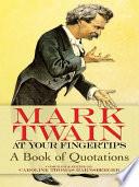 Mark Twain at Your Fingertips