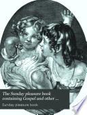The Sunday Pleasure Book Book
