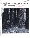 The Harvard Forest Book