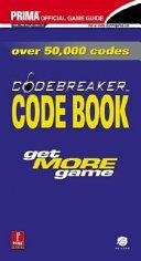 Codebreaker Code Book
