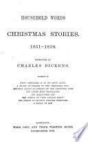 Household Words Christmas Stories