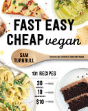 Fast Easy Cheap Vegan PDF