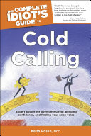 The Complete Idiot's Guide to Cold Calling [Pdf/ePub] eBook