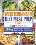 Mediterranean Diet Meal Prep 2021