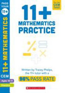 11  Mathematics Practice and Assessment for the CEM Test Ages 10 11