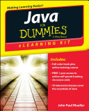 Java ELearning Kit For Dummies