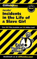 Pdf CliffsNotes on Jacobs' Incidents in the Life of a Slave Girl