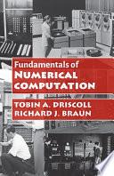 Fundamentals of Numerical Computation