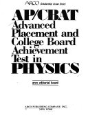 Advanced Placement and College Board Achievement Test in Physics