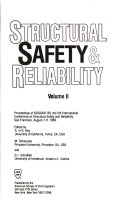 Structural Safety & Reliability
