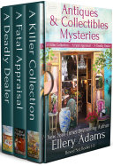 The Antiques   Collectibles Mysteries Boxed Set