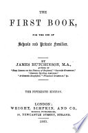 The First Book     Book