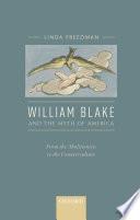 William Blake and the Myth of America