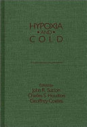 Hypoxia and Cold Book