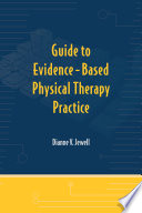 Guide to Evidence based Physical Therapy Practice