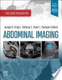 Abdominal Imaging E Book Book