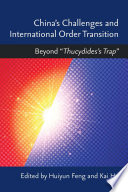 China   s Challenges and International Order Transition