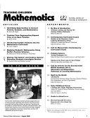 Teaching Children Mathematics
