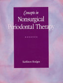 Concepts in Nonsurgical Periodontal Therapy