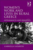 Women s Work and Lives in Rural Greece