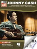 Johnny Cash   Super Easy Songbook