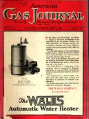 Pdf American Gas Engineering Journal