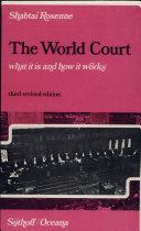 The World Court