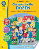 Cheaper by the Dozen   Literature Kit Gr  7 8