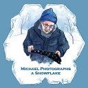 Michael Photographs a Snowflake