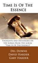 Time Is Of The Essence Book