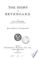 The Story of Sevenoaks Book