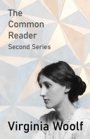 The Common Reader   Second Series