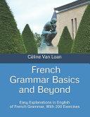 French Grammar Basics and Beyond