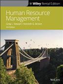 Human Resource Management  4th Edition