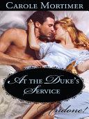 At the Duke's Service