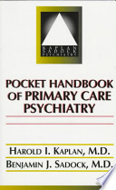 Pocket Handbook of Primary Care Psychiatry