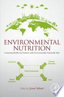 Environmental Nutrition Book