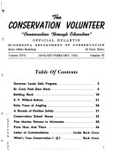 The Conservation Volunteer