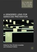 A Gendered Lens for Genocide Prevention