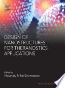 Design Of Nanostructures For Theranostics Applications Book PDF