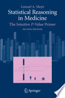 Statistical Reasoning in Medicine Book