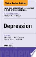 Child and Adolescent Depression