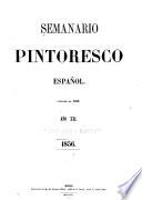 Semanario pintoresco español  , Volumes 21-22