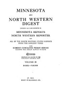 North Western Digest