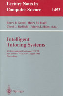 Intelligent Tutoring Systems ebook