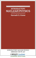 Introductory Nuclear Physics Abridged for Ph 447