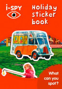 I-SPY Holiday Sticker Book