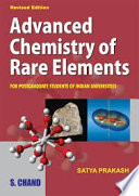 Advanced Chemistry of Rare Elements