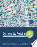 Community Policing Today Book